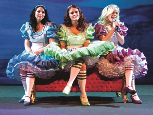 K3 Alice in Wonderland de Musical
