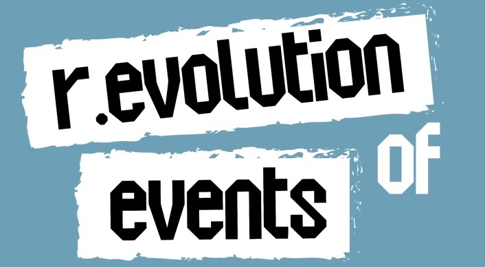 R.evolutions of events