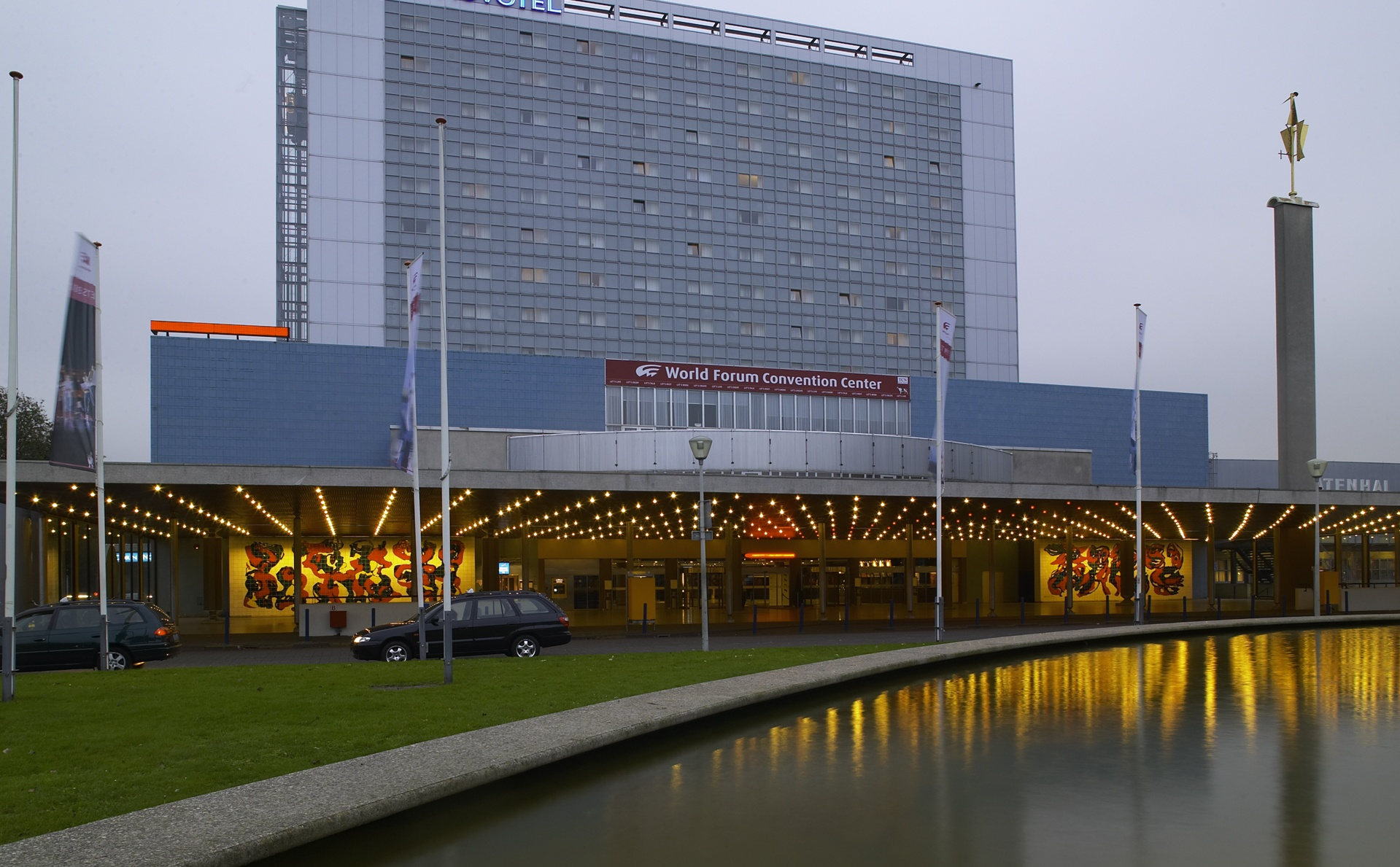World Forum The Hague: echt een teamprestatie